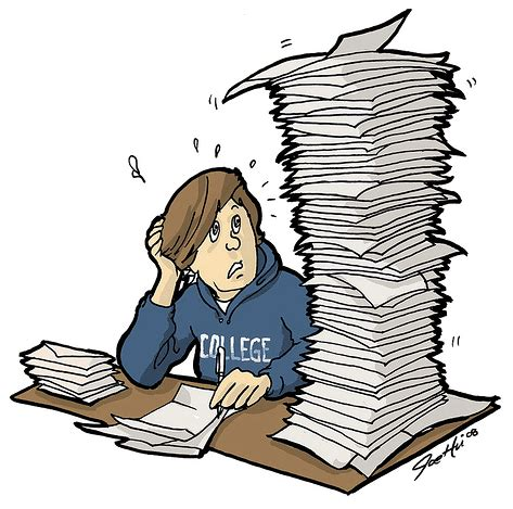 3 Ways to Deal With Tons of Homework - wikiHow